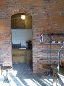 工房 煉瓦